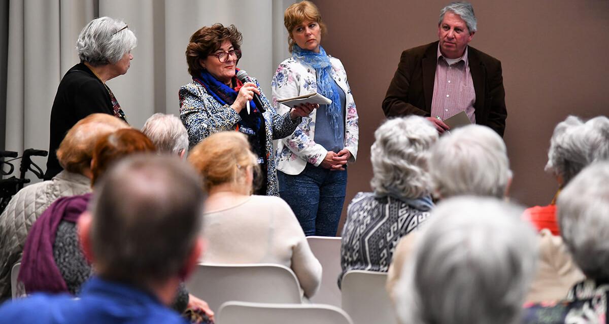 VBV geeft haar leden advies  en voorlichting